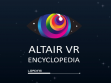 altair vr a blockchain based virtual encyclopedia