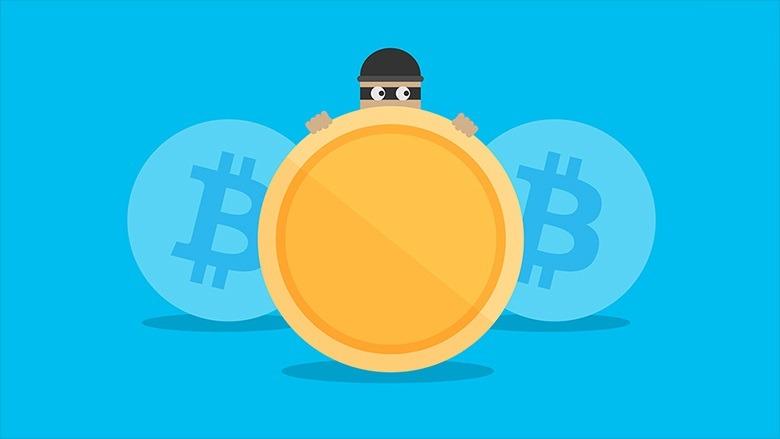Criminal Activities Through Bitcoin Down