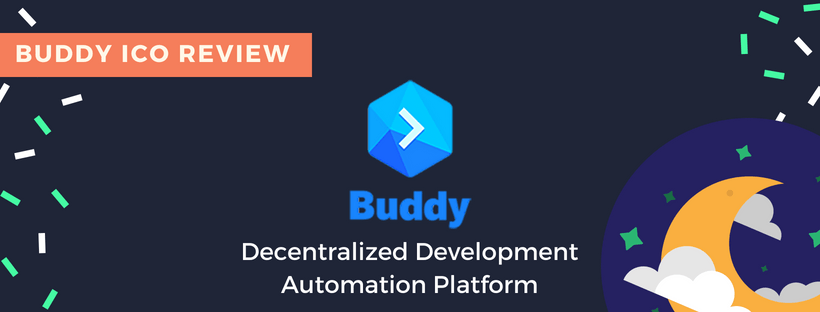 buddy ico review - Decentralized Development Automation Platform