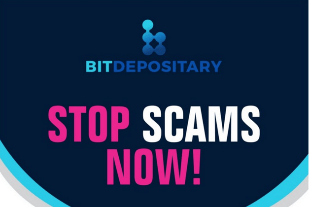 Bitdepositary, ico, review, stop ICO scams now,