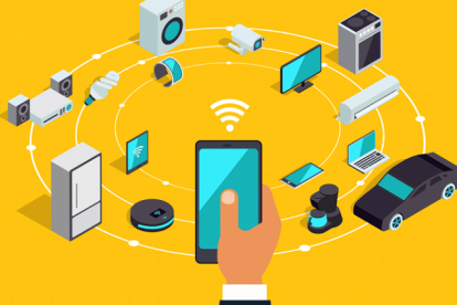 cryptocurrency - what is internet of things