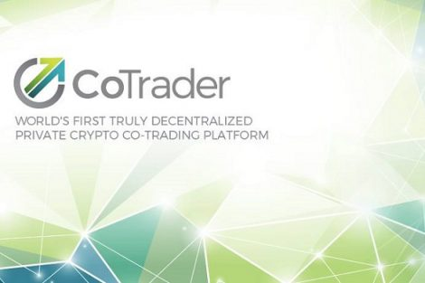 a short explanation of the concept of the cotrader ico