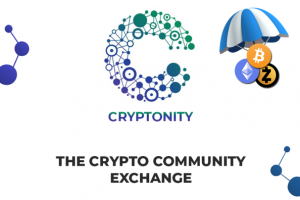 cryptonity ico airdrop