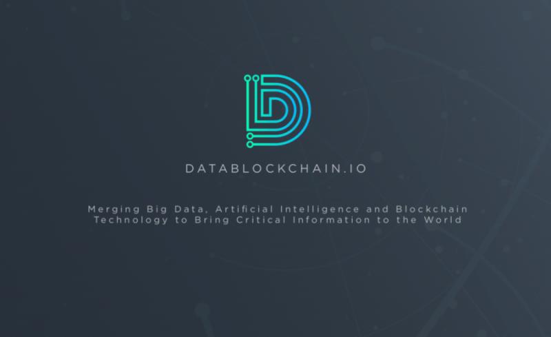 datablockchain ico overview