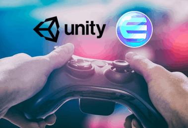 unity has applied for a blockchain patent that is going to give digital objects a unique ID. It is rumored that unity is working with enjin (cryptocurrency) to develop the technology.